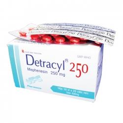 VPC Detracyl 250mg, Hộp 200 viên