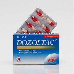 Thuốc kháng viêm Dozoltac 100 viên Domesco