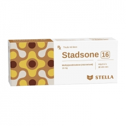 Thuốc kháng viêm Stella Stadsone 16
