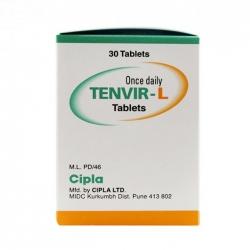 Thuốc kháng virus Cipla Tenvir-L 30 viên