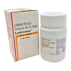 Thuốc Abbott Ledviclear 90mg/400mg, Hộp 28 viên