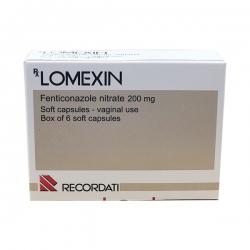 Thuốc Lomexin 200mg, Hộp 6 viên