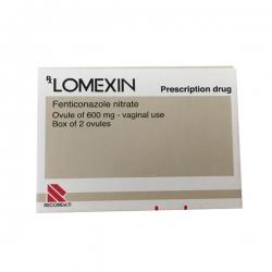 Thuốc Lomexin 600mg, Hộp 2 viên