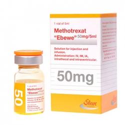 Thuốc Methotrexate Ebewe 500mg/5ml