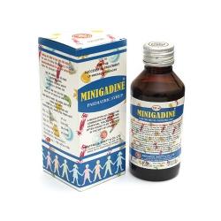 Thuốc Minigadine, Hộp 120ml