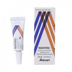 Thuốc mỡ trị viêm mắt Maxitrol 3.5g
