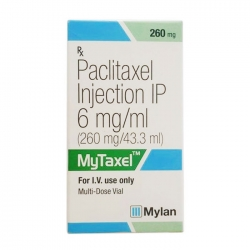 Thuốc Mylan Mytaxel 260mg Inj