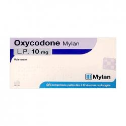 Thuốc Mylan Oxycodone L.P 10mg, Hộp 28 viên