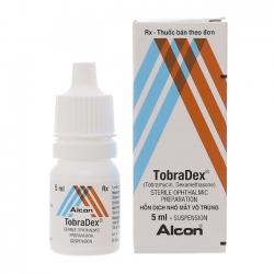 Thuốc nhỏ mắt Tobradex 5ml