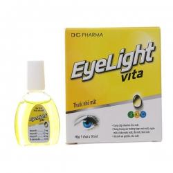 Thuốc nhỏ mắt Eyelight Vita DHG, Hộp 10ml
