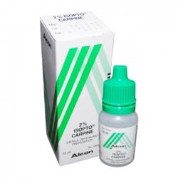 Thuốc nhỏ mắt Isopto Carpine 2% 15ml