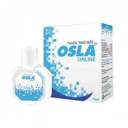 Thuốc nhỏ mắt Osla Online, Lọ 10ml