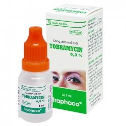 Thuốc nhỏ mắt Traphaco 0,3% Hộp 5ml