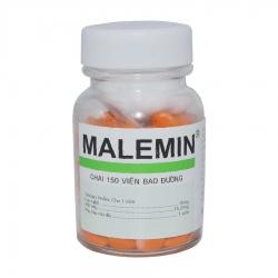 VPC Malemin, Hộp 150 viên