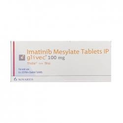 Glivec 100mg Novartis 6 vỉ x 10 viên