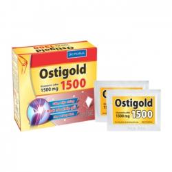 Thuốc Ostigold 1500mg DHG, Hộp 24 gói