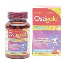 Thuốc Ostigold 500mg DHG, Chai 100 viên