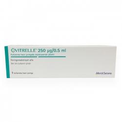 Thuốc Ovitrelle 250mcg/0.5ml