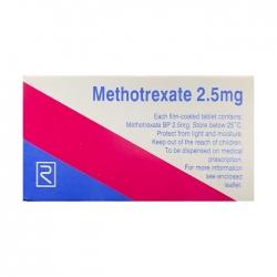 Thuốc PharMaland Methotrexate 2.5mg, Hộp 100 viên