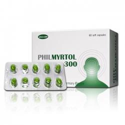 Thuốc PHILMYRTOL 300, 60 viên
