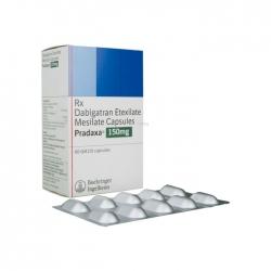 Thuốc Pradaxa 150Mg, Hộp 60 viên