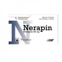 Thuốc kháng virus PMP Nerapin 200mg