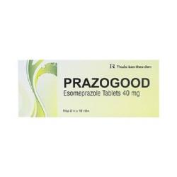 Thuốc Pzazogood, Esomeprazole 20mg, Hộp 20 viên