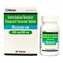 Thuốc Mylan Ricovir EM, Hộp 30 viên