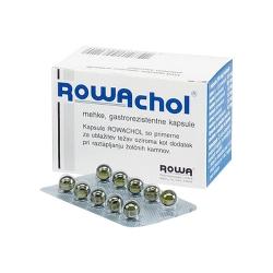 Thuốc sỏi mật Rowachol | Hộp 10 vỉ x 10 viên