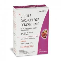 Thuốc Sterile Cardioplegia concentrate 20ml