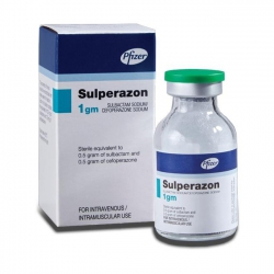Thuốc Sulperazone IM/lV 1g