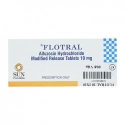 Thuốc Sun Pharma Flotral 10mg (Rabanxy) 10 viên