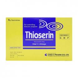 Thuốc tăng cương miễn dịch Thioserin 20 ống x 10ml