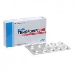 Thuốc Tenofovir Savi 300mg, Hộp 30 viên