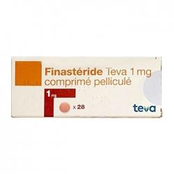 Thuốc Teva Finasteride 1mg, Hộp 28 viên