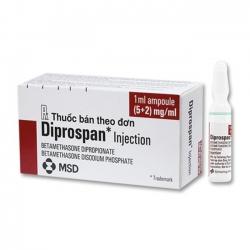 Thuốc tiêm Diprospan Inj, Hộp 1ml