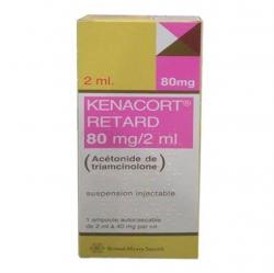 Thuốc tiêm Kenacort Retard 80mg/2ml Triamcinolone