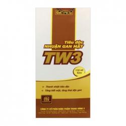 Thuốc tiêu độc nhuận gan mật TW3, Chai 200ml