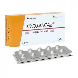Thuốc tiểu đường Agimexpharm Tridjantab 30 viên