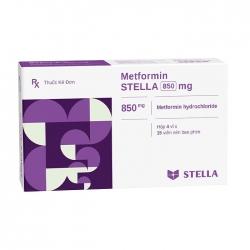 Thuốc tiểu đường Stella Metformin Stella 850mg