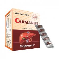 Traphaco Carmanus, Hộp 60 viên