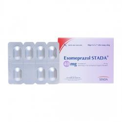 Thuốc tiêu hóa Stadenex 40 CAP, Esomeprazole STADA 40mg