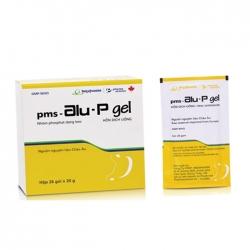 Thuốc tiêu hóa Imexpharm Alu P Gel, Hộp 26 gói