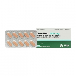 Thuốc tiêu hóa Kern Venokern 500mg 60 viên