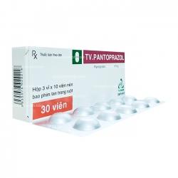 Thuốc tiêu hóa TV.PANTOPRAZOL - Pantoprazol 40mg