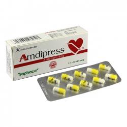Thuốc tim mạch AMDIPRESS