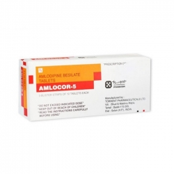 Thuốc tim mạch Amlocor 5mg