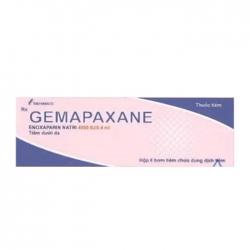 Thuốc tim mạch Gemapaxane 4000IU/0,4ml Hộp 6 ống