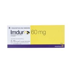 Thuốc tim mạch Imdur 60 - Isosorbide 60mg, Hộp 2 vỉ x 15 viên