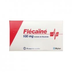 Thuốc tim mạch Mylan Felcaine 100mg, Hộp 30 viên